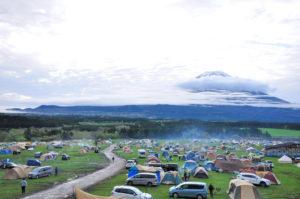 ふもとっぱら 静岡 キャンプ