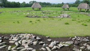 キャンピングカー レンタル 古代遺跡 歴史