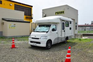 キャンピングカー レンタル RVパーク ユーランド 秋田県 秋田市