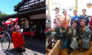 キャンピングカー|レンタル|GASTEIN角館|RVパーク|秋田県|角館町|かくのだて温泉|石黒家|本家|武家屋敷|日本家屋|きもの|しゃなり|着付け|撮影