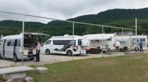 キャンピングカー|レンタル|あづま温泉|RVパーク|福島市|福島県