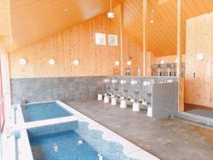 海の露店風呂|RVパークメイズムランド