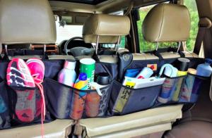 キャンピングカー|レンタル|車中泊|GW|ゴールデンウィーク|便利グッズ|シードバックポケット