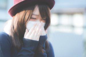 キャンピングカー レンタル 花粉 花粉対策 スギ ヒノキ 予防 マスク 濡れマスク